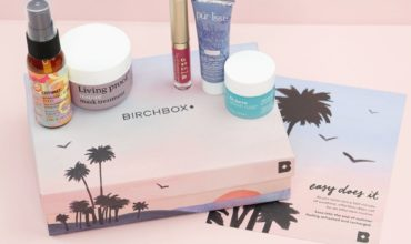 Birchbox August 2017 Review + GWP Coupons!