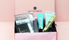 Glossybox August 2017 Review + Coupons!