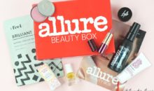 Allure Beauty Box July 2017 Review