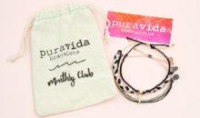 Pura Vida Bracelets Club August 2017 Review