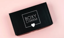 Boxycharm October 2017 Review