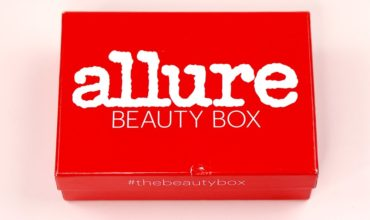 Allure Beauty Box Review November 2017 + Coupon!