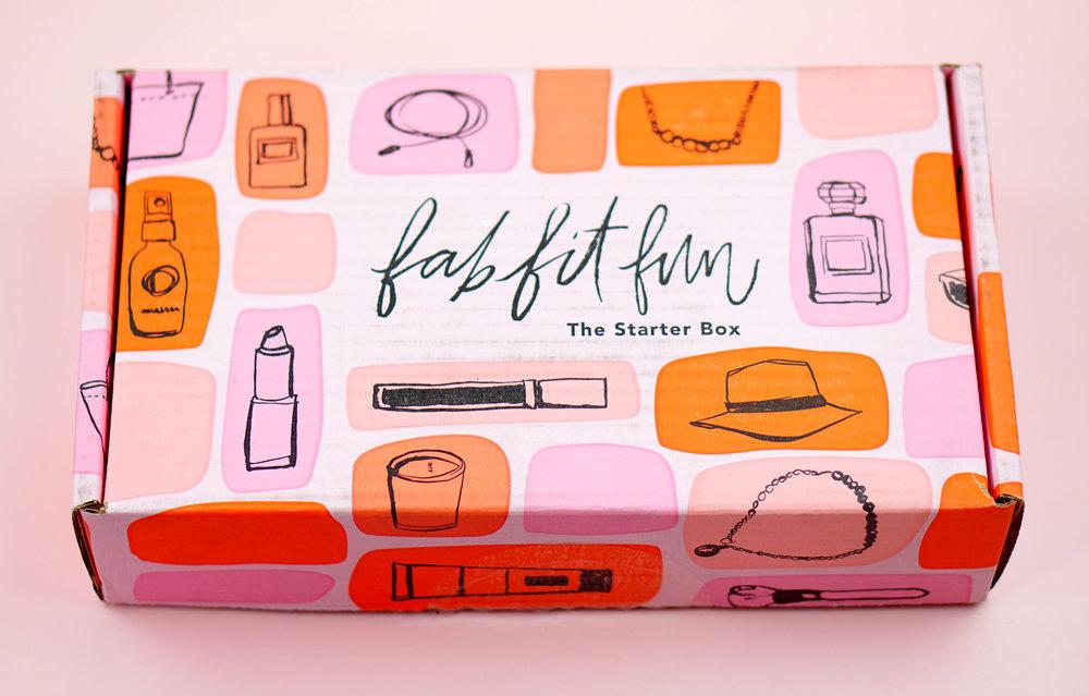 Fabfitfun Starter Box 2017 Review Coupon Savvy