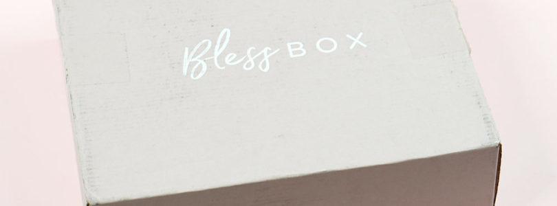 Bless Box November 2017 Review + Coupon!