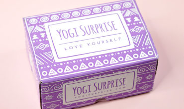 Yogi Surprise December 2017 Lifestyle Box Review + FREE Bonus Box Coupon!