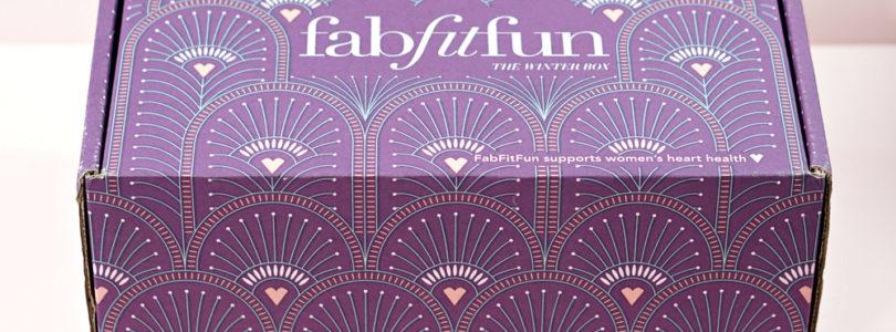FabFitFun Winter 2017 Box Review + $10 Off Coupon!