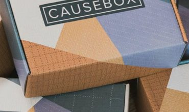 Causebox Coupon – $10 Off First Box!