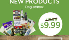 Degustabox May 2018 Spoiler #3 & #4 + First Box $9.99 + FREE Gift!