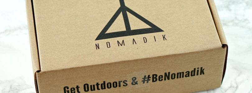 Nomadik Box Review December 2017 + Exclusive Coupon!