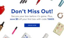 Popsugar Must Have Box Coupon – $5 Off First Box!