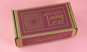 Simple Loose Leaf Review – February 2018 + Exclusive Coupon!
