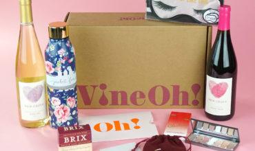 Vine Oh Coupon – $15 Off + FREE Bonus Bottle Of Wine + FREE Gift!