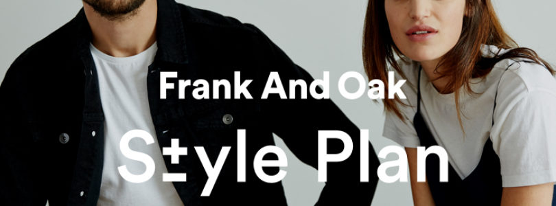 Frank And Oak Coupon – Risk-Free Trial + Save $15 Off Your First Box!