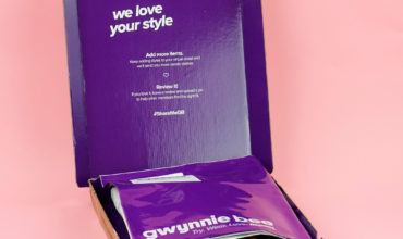 Gwynnie Bee Box Review + FREE Month Coupon – March 2018