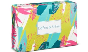 Target Beauty Box Define & Shine Available Now + Full Spoilers!