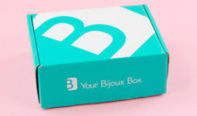 Your Bijoux Box June 2018 Spoilers + Coupon!