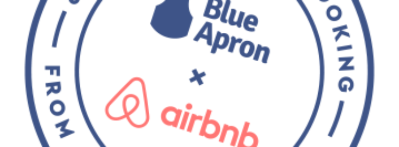 Blue Apron x Airbnb Menu Collab + Coupon – Save $60 Off Your First 6 Weeks!