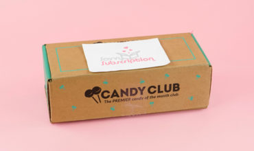 Candy Club Review – April 2018 + Coupon!