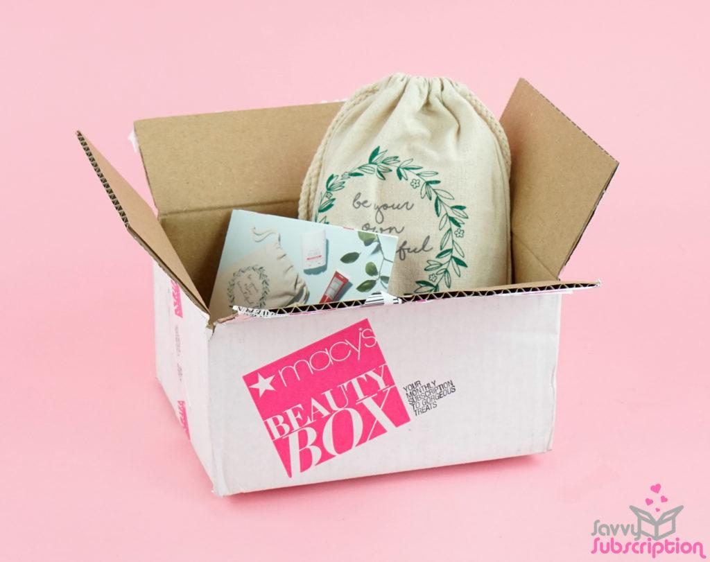 Macy S Beauty Box Review April 2018 Savvy Subscription