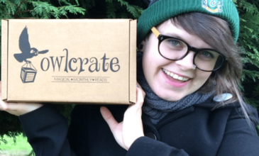 OwlCrate April 2019 Spoiler #3 + Coupon!