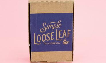 Simple Loose Leaf Tea Subscription Review – April 2018 + Coupon!
