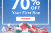 Candy Club Memorial Day Sale – Save 70% Off Your First Box!