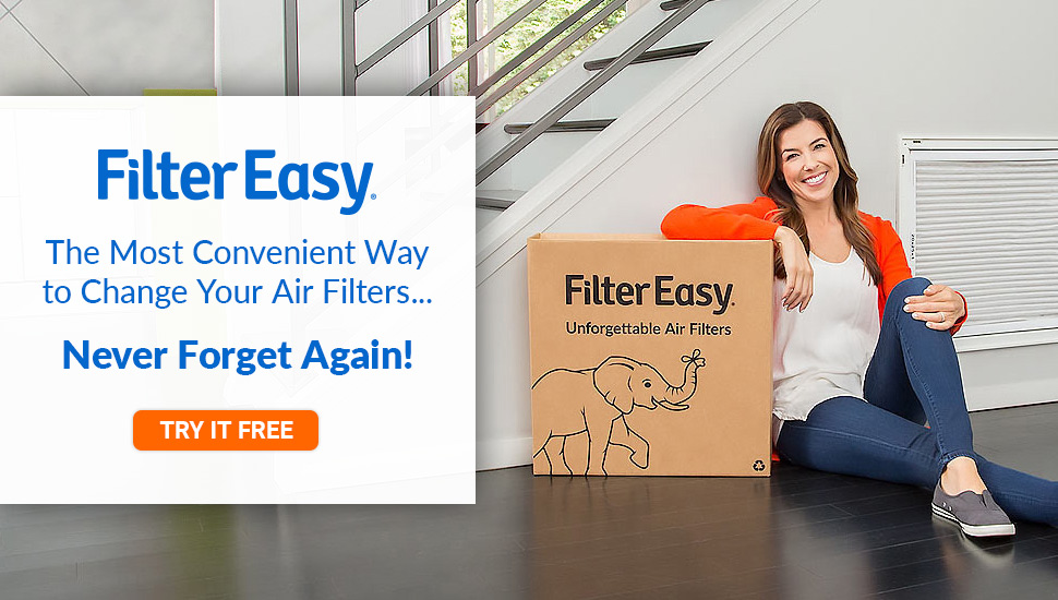 Filter Easy coupon