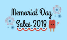 The Best Memorial Day Sales 2018