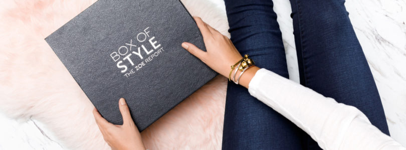 Rachel Zoe Box Of Style Summer 2018 Full Spoilers + $25 Off Exclusive Coupon!