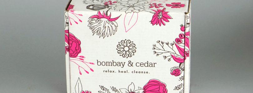 "Bombay & Cedar ""Breathe"" Box Review – May 2018 + Coupon!"