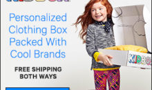 Kidbox Coupon – Save $20 Off Your First Box!