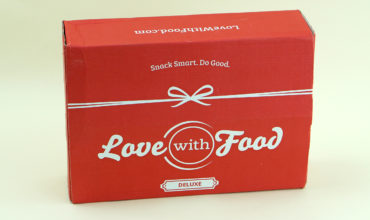 Love With Food Deluxe Box Review + Coupon – June 2018