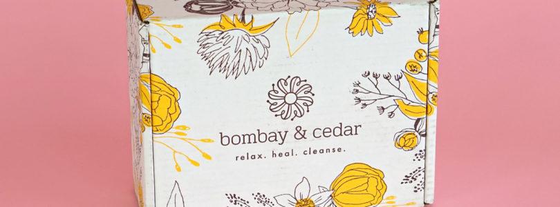 "Bombay & Cedar ""Escape"" Box Review – June 2018 + Coupon!"