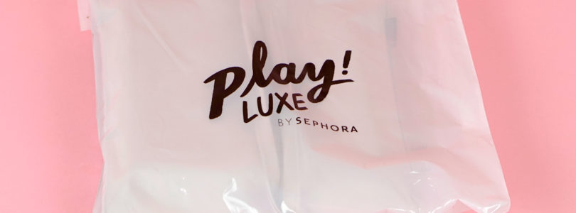 Play Luxe by Sephora Vol. 1 Review