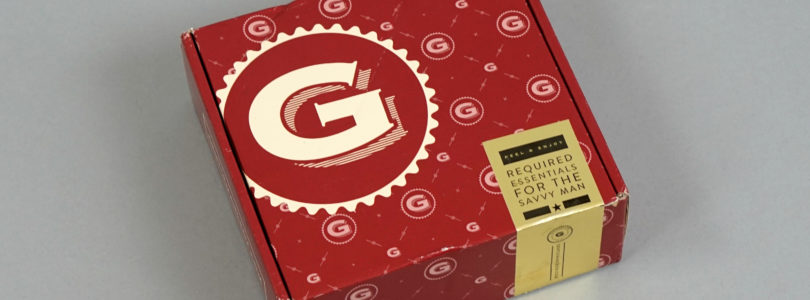 Gentleman's Box Review + Coupon – August 2018