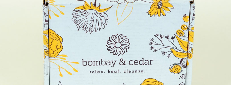 """Bombay & Cedar """"Renew"""" Box Review + Coupon – August 2018"""