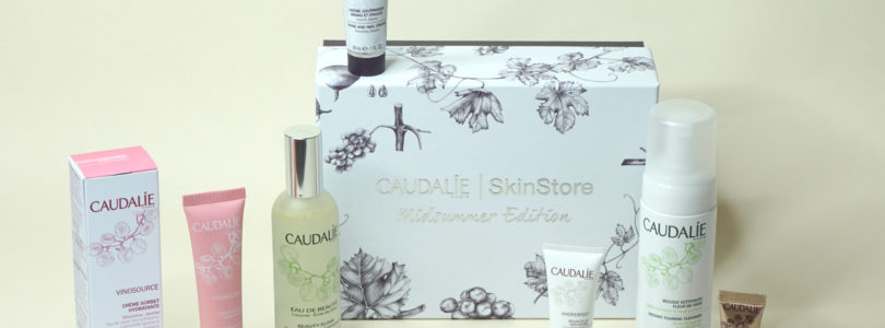 SkinStore x Caudalie Limited Edition Beauty Box Review