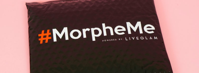 LiveGlam MorpheMe Brush Club Review + FREE Morphe Makeup Brush Coupon! – September 2018