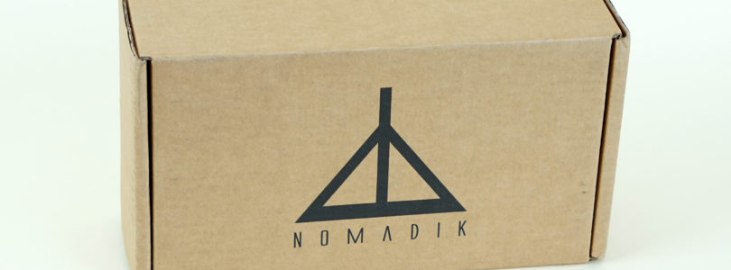 The Nomadik Box Review + Coupon – August 2018