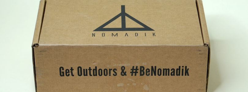 The Nomadik Box Review – March 2018 + Coupon!