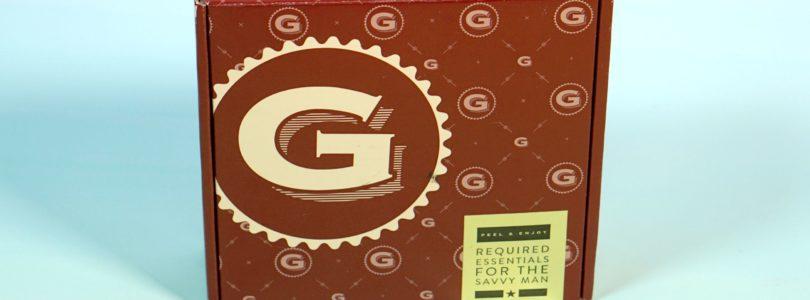 Gentleman's Box Review + Coupon – October 2018