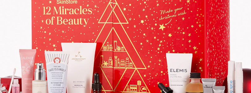 SkinStore 12 Miracles Of Beauty Advent Calendar 2018 Deal – Save 30%- Get it For Just $62.30!!