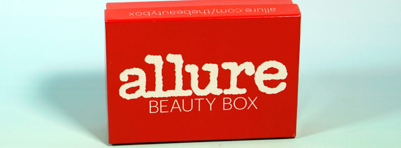 Allure Beauty Box Review + Coupon – October 2018