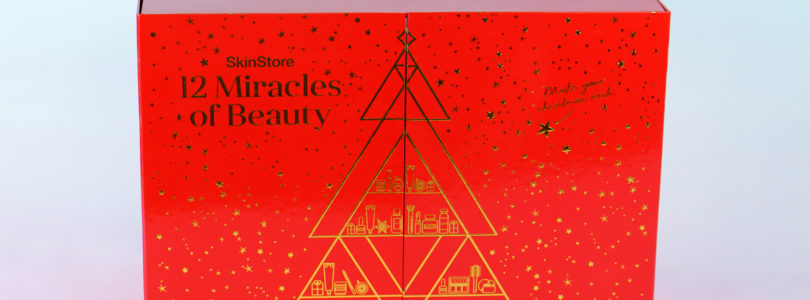 SkinStore 12 Miracles Of Beauty Advent Calendar 2018 Review + Coupon!