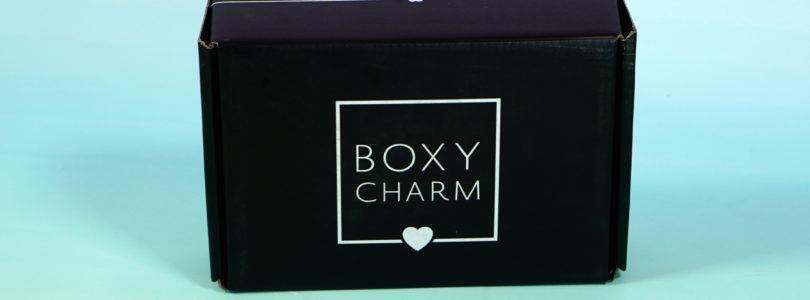 BoxyCharm November 2018 Review