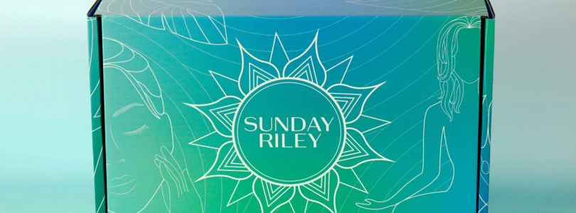 Sunday Riley Subscription Box Review – Wellness Edition 2018