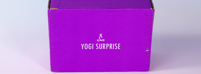Yogi Surprise Yoga Box Review + Coupon – November 2018