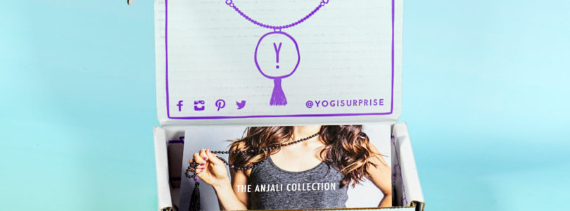 Yogi Surprise Jewelry Box Review + Coupon – November 2018