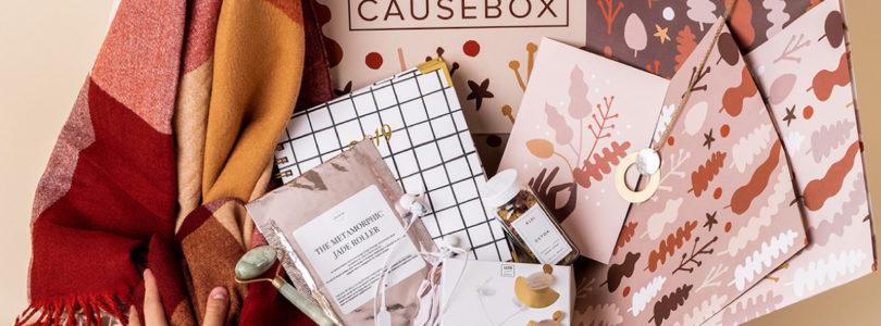 Causebox Flash Sale – Save $15 Off the Winter 2018 Box!