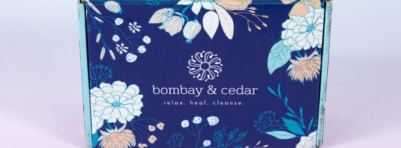 Bombay & Cedar Mini Box Review + Coupon – November 2018